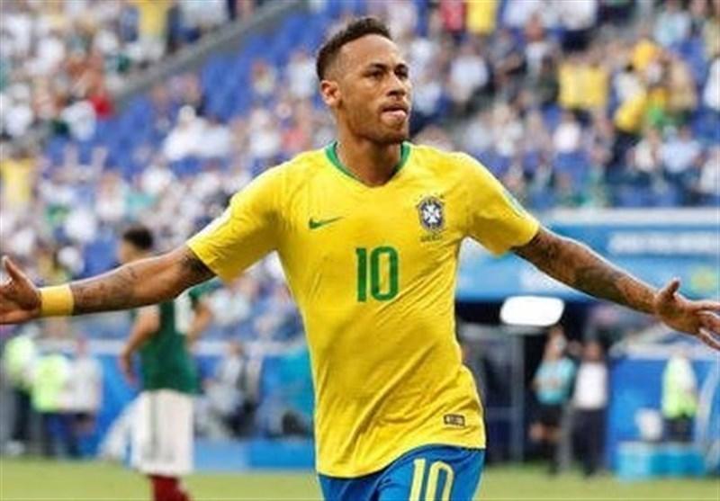فوتبال دنیا، نیمار کاپیتان برزیل شد