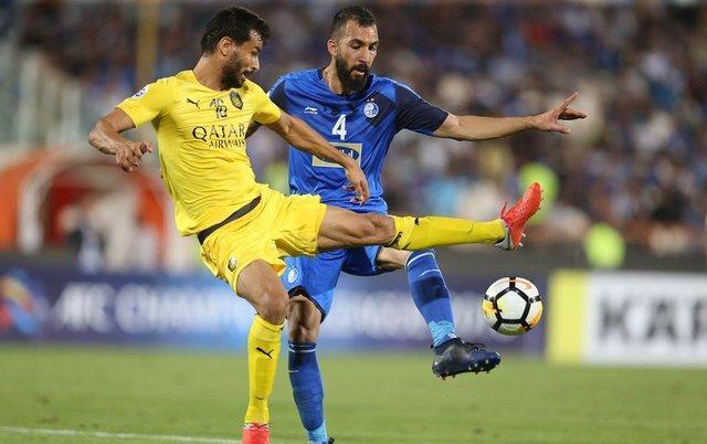 AFC: پرسپولیس دنبال بازگشت به یاری طرفداران، کار سخت استقلال در دوحه