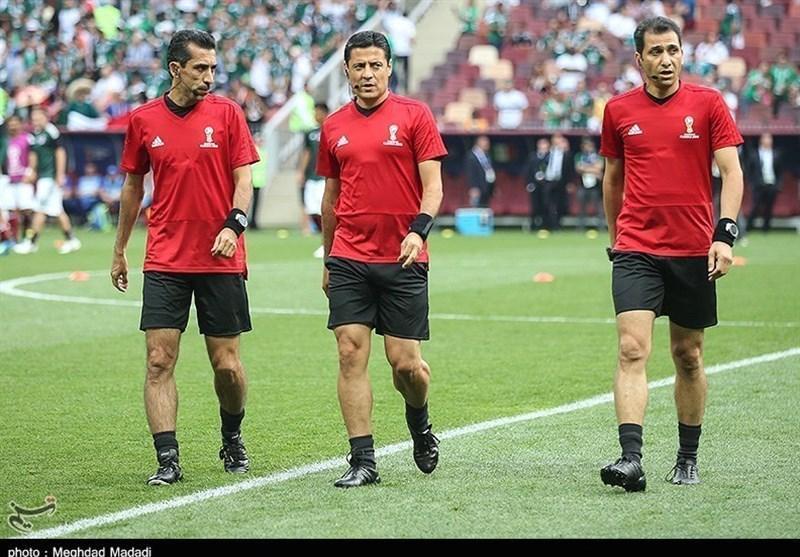 علیرضا فغانی: انگیزه ای برای قضاوت فینال جام ملت ها ندارم، امیدوارم ایران راهی فینال مسابقات گردد