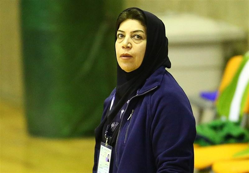فریبا صادقی: میزبانی دیدار با پیکان باید با قرعه کشی تعیین می شد