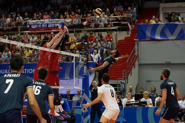 روسیه 3 - ایران 0، شانس صعود به المپیک در سرزمین تزارها از دست رفت