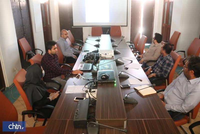 آنالیز کف سازی راستا کوچه های بافت تاریخی بوشهر