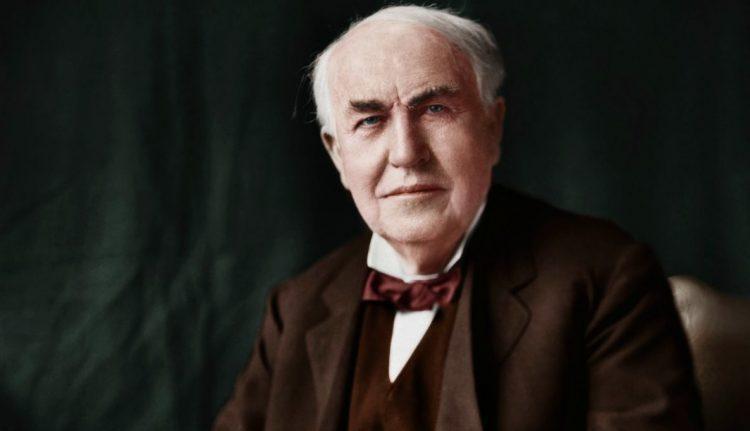 زندگینامه توماس ادیسون، مؤثرترین مرد هزار سال اخیر