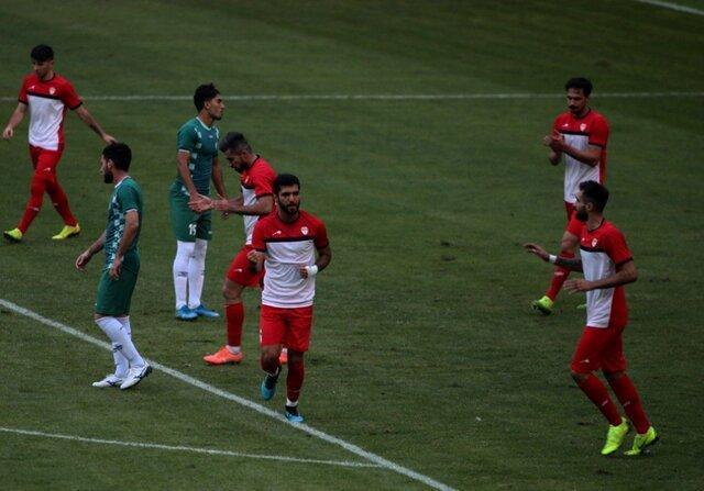 پیروزی فولاد مقابل استقلال خوزستان