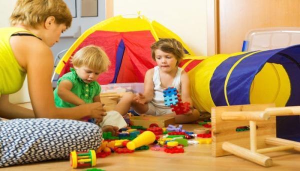 فواید بازی کردن برای بچه ها