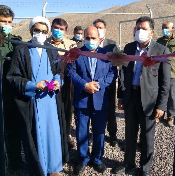 افتتاح فرستنده دیجیتال روستای قصر میان راین